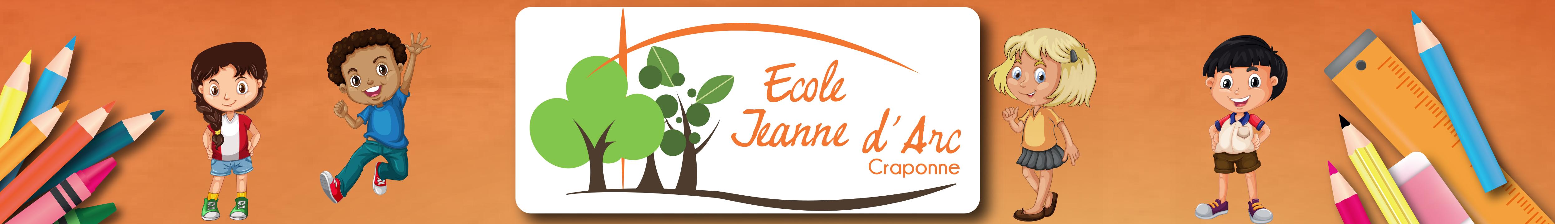 Ecole primaire Jeanne d'Arc (classes maternelles et élémentaires) – Craponne